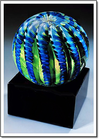 Pacific Agave Art Glass Award