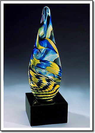 Harlequin Art Glass Award
