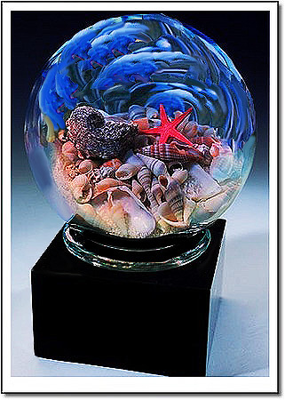 Pacific Beachcomber Art Glass Award