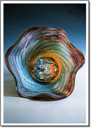Galaxy Art Glass Award