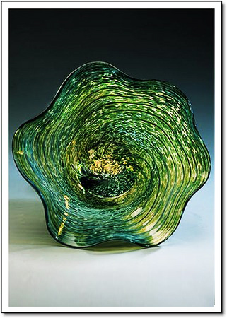 Jade Sea Art Glass Award