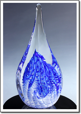 Glacier Art Glass Award