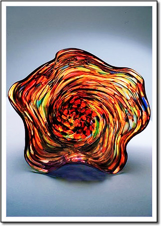 Kaleidoscope Art Glass Award