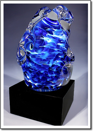 Tempest Art Glass Award
