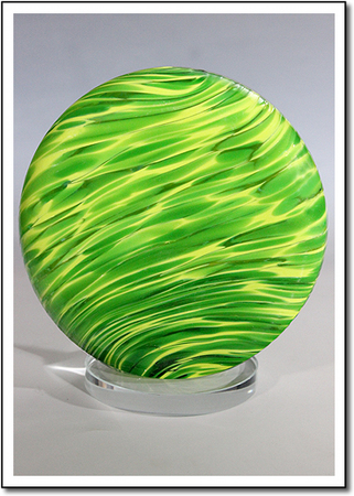 Green Spring Art Glass Award