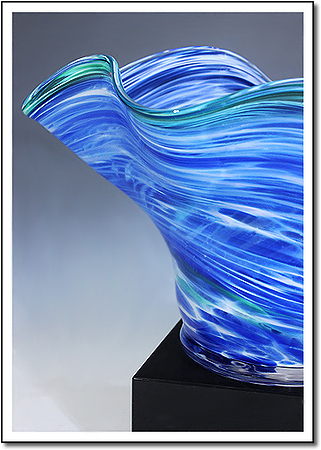 Hydro Custom  Art Glass Award