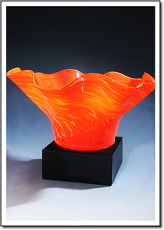 ASPCA Custom Art Glass Award
