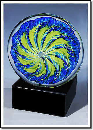 Pacific Urchin Art Glass Award